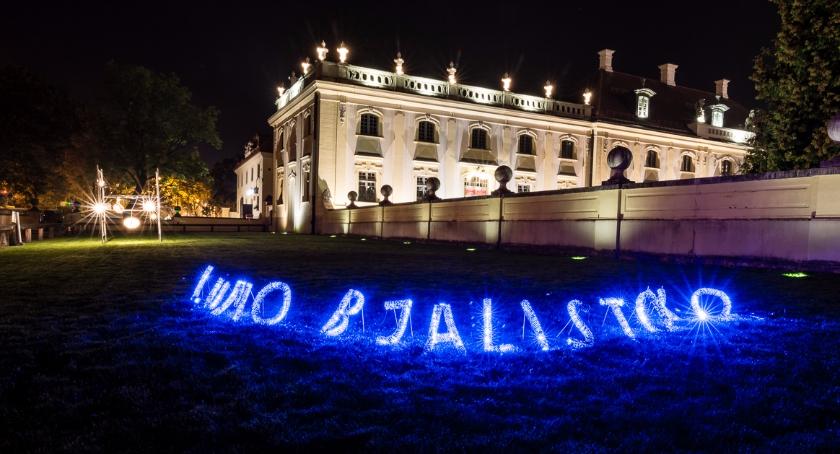 Światła moc w Białymstoku, czyli Lumo Bjalistoko